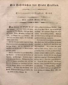 Die Jahrbücher der Stadt Breslau, 1815, Bd. 2, St. 37