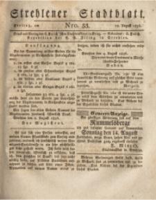 Strehlener Stadtblatt, 1836, Nro. 33