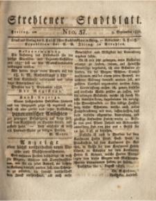 Strehlener Stadtblatt, 1836, Nro. 37