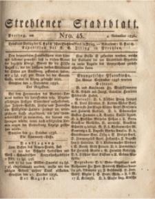 Strehlener Stadtblatt, 1836, Nro. 45