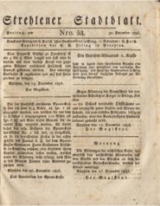 Strehlener Stadtblatt, 1836, Nro. 53
