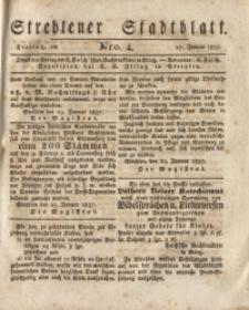 Strehlener Stadtblatt, 1837, Nro. 4