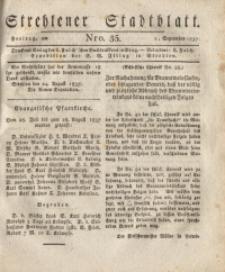 Strehlener Stadtblatt, 1837, Nro. 35