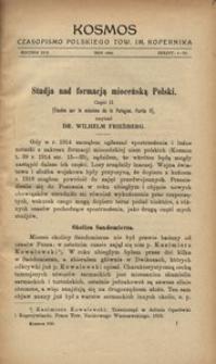 Kosmos, 1920, R. 45, z. 1/4