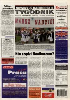 Nowiny Raciborskie. R. 11, nr 42 (549) [550].