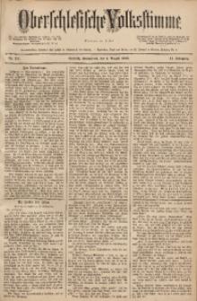Oberschlesische Volksstimme, 1888, Jg. 14, Nr. 177