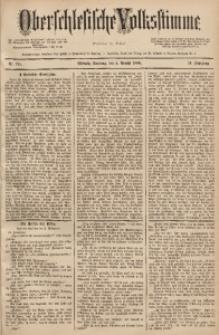 Oberschlesische Volksstimme, 1888, Jg. 14, Nr. 178