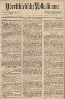 Oberschlesische Volksstimme, 1888, Jg. 14, Nr. 179