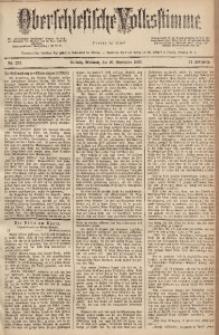 Oberschlesische Volksstimme, 1888, Jg. 14, Nr. 222