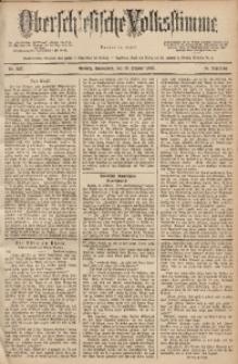 Oberschlesische Volksstimme, 1888, Jg. 14, Nr. 237