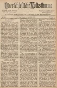 Oberschlesische Volksstimme, 1888, Jg. 14, Nr. 246