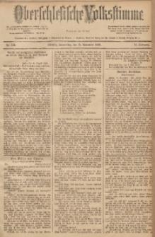 Oberschlesische Volksstimme, 1888, Jg. 14, Nr. 264