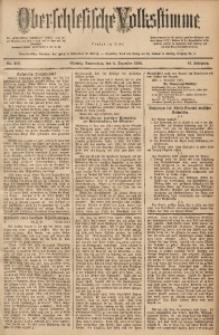 Oberschlesische Volksstimme, 1888, Jg. 14, Nr. 282