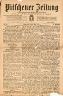 Pitschener Zeitung, 1921, Jg. 10, Nr. 46