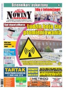 Nowiny Nyskie 2018, nr 33.