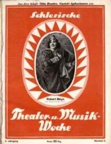 Schlesische Theater- u[nd] Musik-Woche, 1925, Jg. 2, Nr. 2