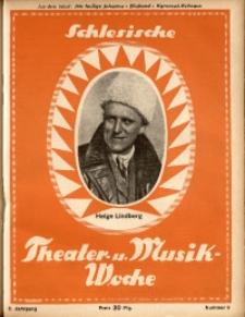 Schlesische Theater- u[nd] Musik-Woche, 1925, Jg. 2, Nr. 9