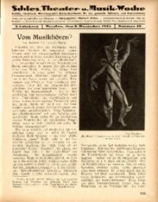 Schlesische Theater- u[nd] Musik-Woche, 1925, Jg. 2, Nr. 40