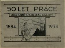 50 let Obchodního gremia v Orlové