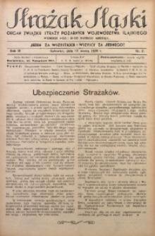 Strażak Śląski, 1929, R. 3, nr 6