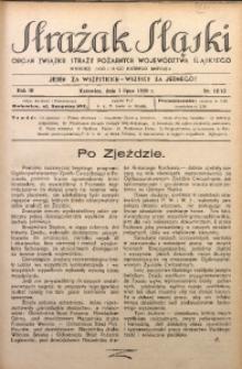 Strażak Śląski, 1929, R. 3, nr 12/13