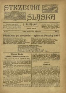 Strzecha Śląska, 1921, R. 2, nr 26