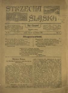 Strzecha Śląska, 1921, R. 2, nr 29
