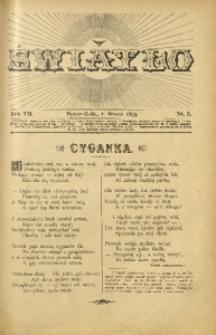 Światło, 1893, R. 7, nr 5