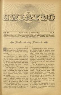 Światło, 1893, R. 7, nr 6