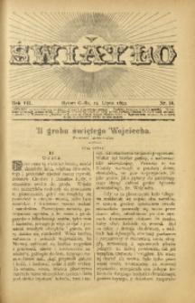 Światło, 1893, R. 7, nr 14