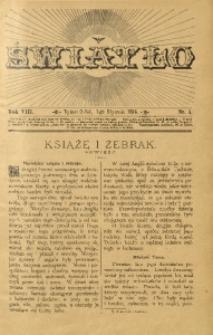Światło, 1894, R. 8, nr 1