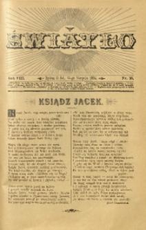 Światło, 1894, R. 8, nr 16