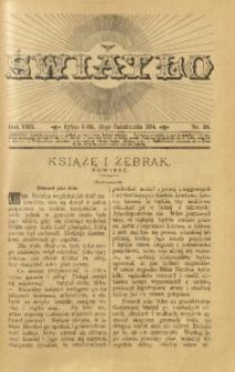 Światło, 1894, R. 8, nr 20