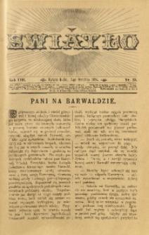 Światło, 1894, R. 8, nr 23