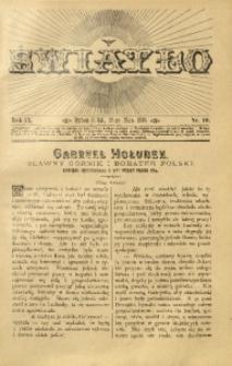 Światło, 1895, R. 9, nr 10