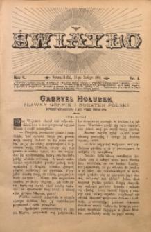 Światło, 1896, R. 10, nr 4