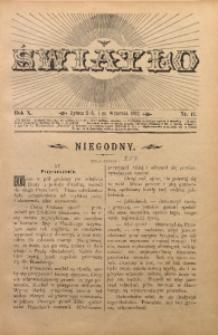 Światło, 1896, R. 10, nr 17