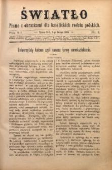 Światło, 1898, R. 12, nr 5