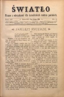 Światło, 1898, R. 12, nr 6