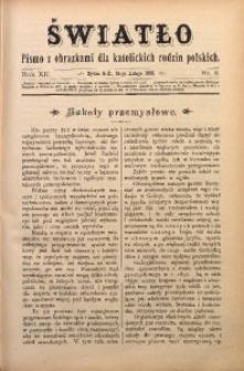 Światło, 1898, R. 12, nr 8