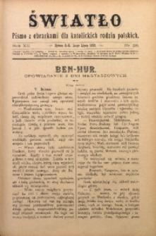 Światło, 1898, R. 12, nr 28