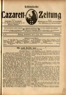 Schlesische Lazarett-Zeitung, 1917, Jg. 2, Nr. 23