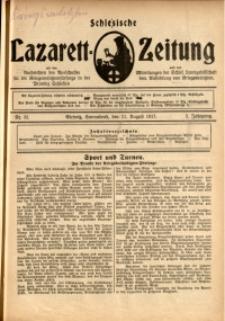 Schlesische Lazarett-Zeitung, 1917, Jg. 2, Nr. 32