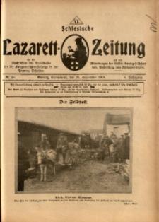 Schlesische Lazarett-Zeitung, 1918, Jg. 3, Nr. 38