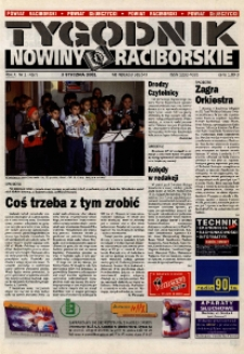 Nowiny Raciborskie. R. 10, nr 1 (457).
