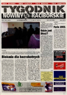 Nowiny Raciborskie. R. 10, nr 3 (459).