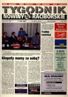 Nowiny Raciborskie. R. 10, nr 6 (462).
