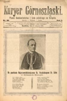 Kuryer Górnoszląski, 1894, R. 2, nr 99