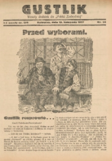 Gustlik, 1927, nr 34