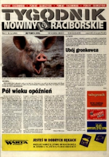 Nowiny Raciborskie. R. 10, nr 13 (469).